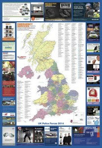 Emergency Services Map
