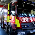 New fire appliances take to London's streets