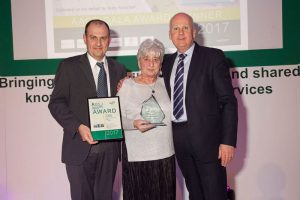 EEAST Keith Marshall award