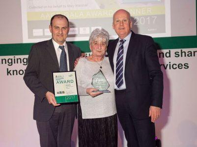 EEAST Keith Marshall award
