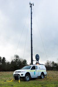 EE is also deploying a fleet of Rapid Response Vehicles that will support the new Emergency Services Network (ESN).