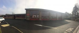 Lincoln Louth-Fire-Station