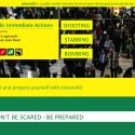 App launched to help the public deal with the immediate aftermath of a terrorist attack