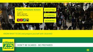 9. CitizenAID slide