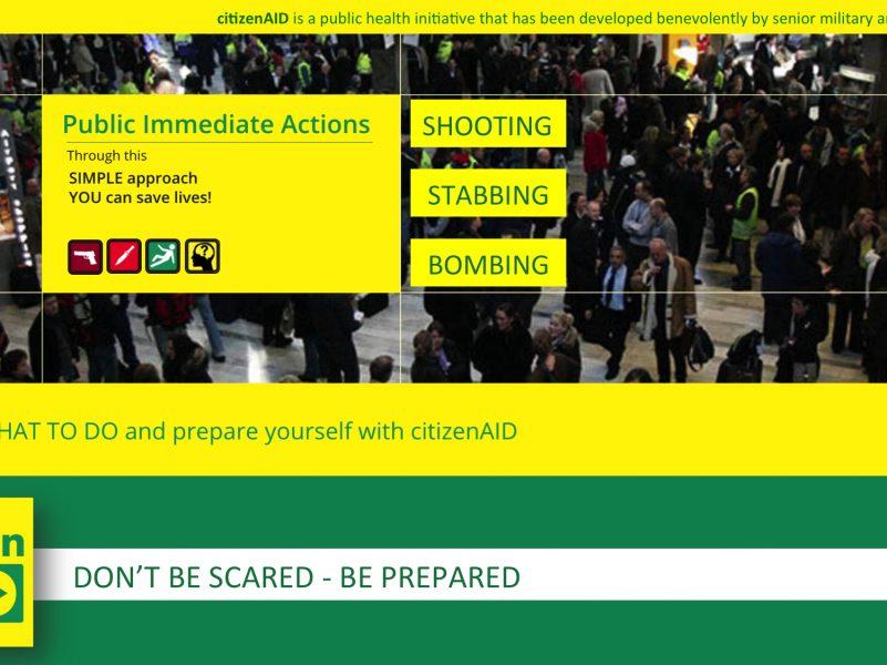 9. CitizenAID slide
