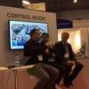Technology partners showcase 'control room of the future'