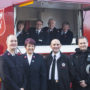 Salvation Army launches new emergency response vehicle in the west of Scotland