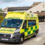 North West Ambulance Service fleet steps on the gas with MGS