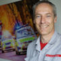 Staffordshire Fire and Rescue Service driving examiner trainer is country's first