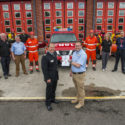 Dorset and Wiltshire FRS and specialist flood rescue unit sign agreement