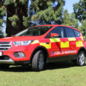 Dawlish firefighters receive first of new co-responder vehicles