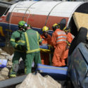 Tyne and Wear FRS hosts national multi-agency training exercise