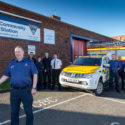 Coastguards move in to community fire station