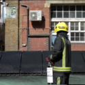 London Fire Brigade trials solution for solar panel fires