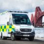 Caledonian Truck and Van clinches contract to support Scottish Ambulance Service