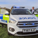 Rural crime initiative boosted with Cartwright police vehicles