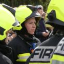 New wholetime firefighters in Devon and Somerset complete their training