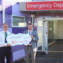 The HELP Appeal gives a flying start to L&D Helipad