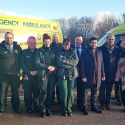 Police and paramedics using specialist vehicle to keep people safe on nights out