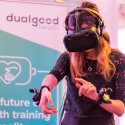 Virtual Reality first aid training now part of training courses in the UK