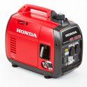 Portable Honda inverter generator gets the job done in remote locations