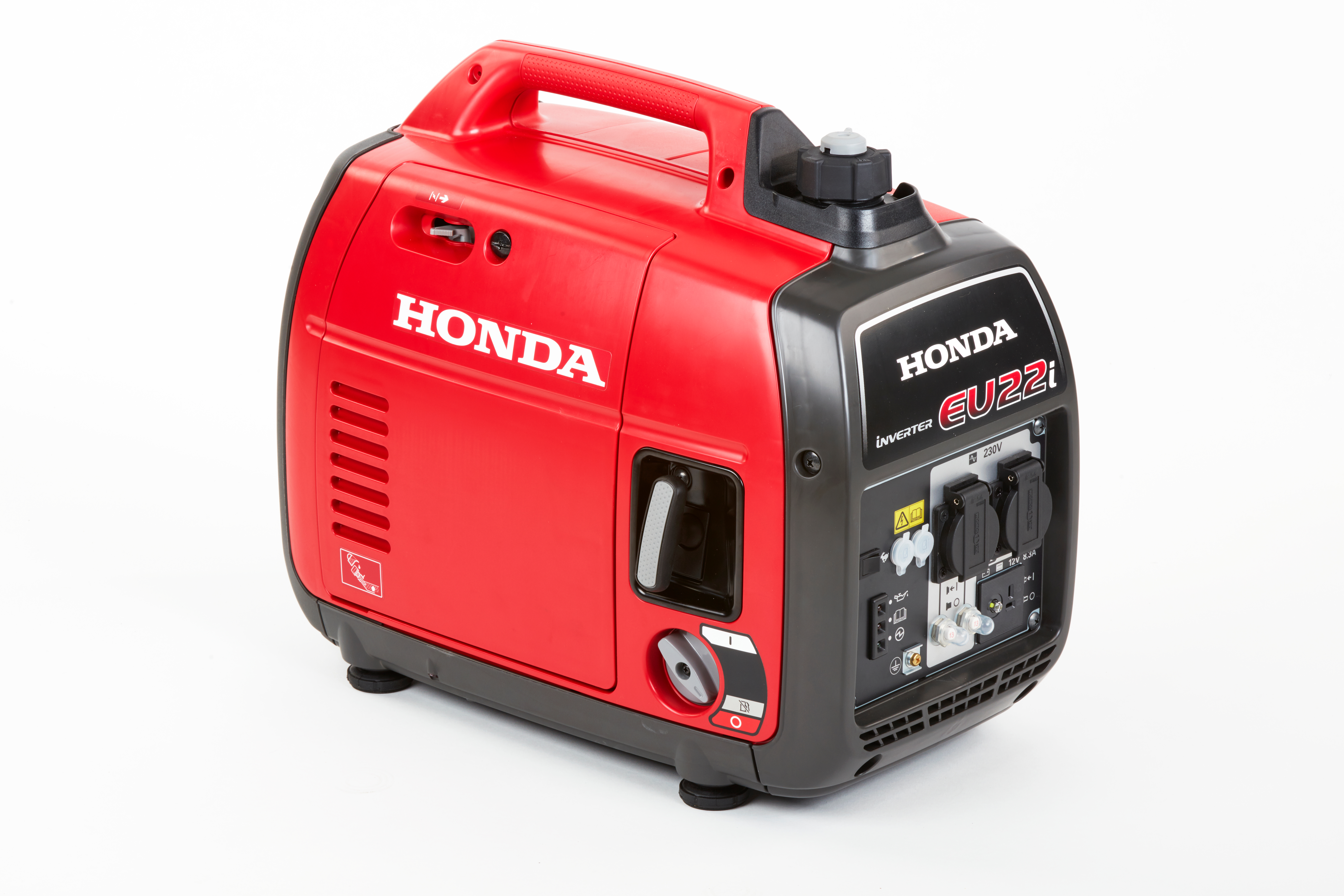 Portable Honda inverter generator s the job done in remote
