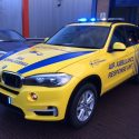 New response vehicle to make lifesaving difference to North West Air Ambulance Charity