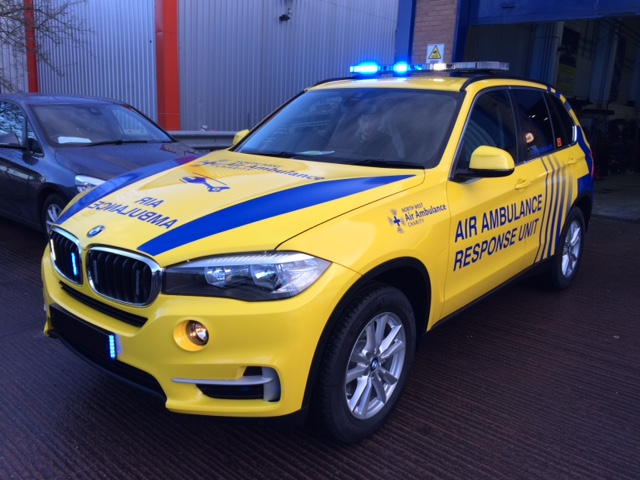 New response vehicle to make lifesaving difference to North West Air