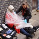Trauma pack training for officers in the City