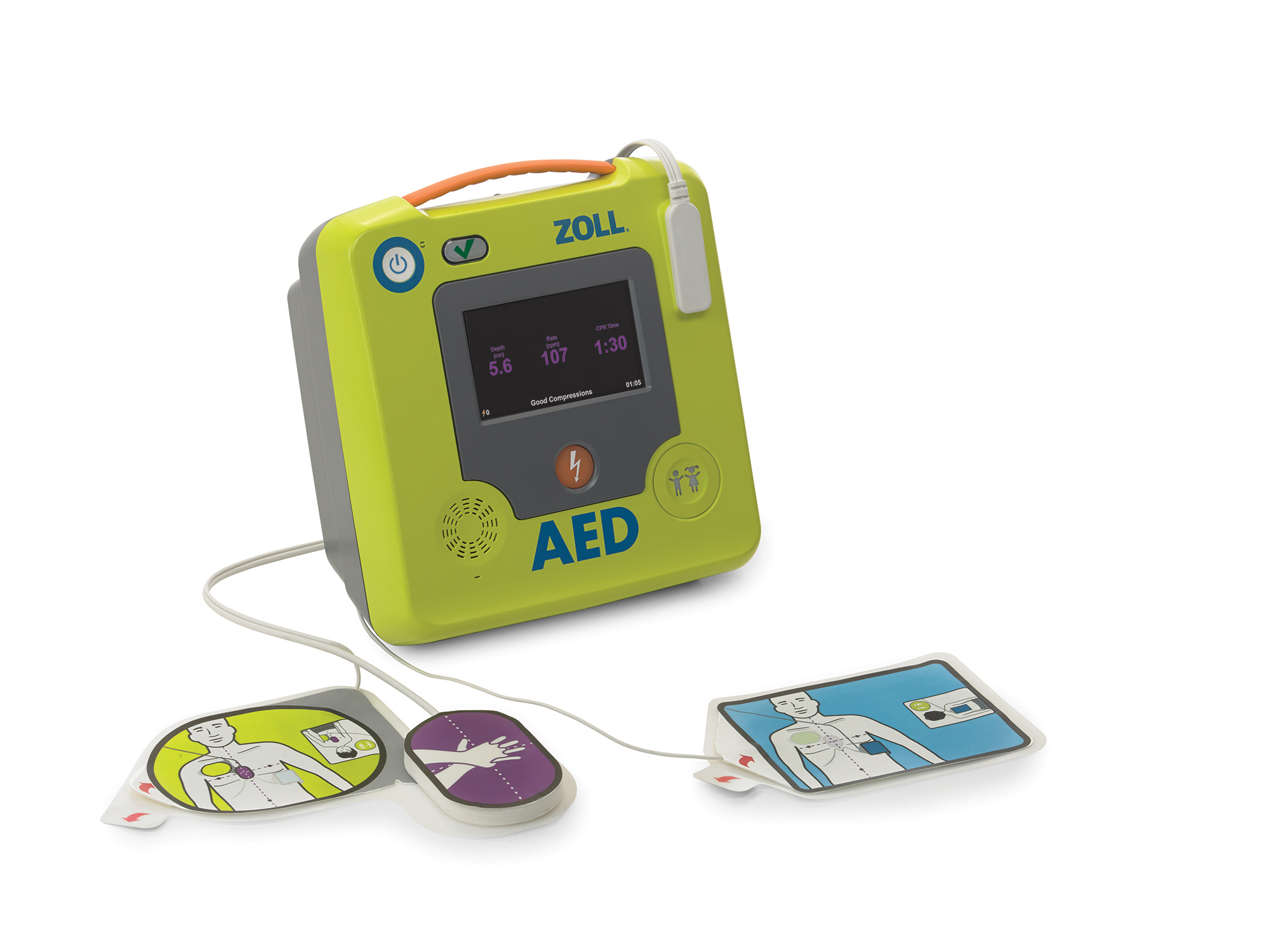 ZOLL AEDs placed on all London Fire Brigade stations