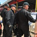 Police search managers train with USAR colleagues in Devon