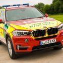 Midlands Air Ambulance launches pre-hospital critical care car