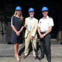 Royal Berkshire Fire and Rescue Service breaks ground on new training facility