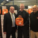 Border Force in lifesaving defibrillator move