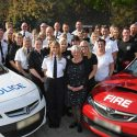 Police and fire teams join forces in collaboration milestone