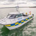 New police boat launched in Hull