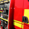 New technology fitted to Royal Berkshire's fire appliances