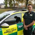 Paramedic lands new role driving forward education in emergency care