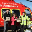 Essex & Herts Air Ambulance now carries blood supplies on board