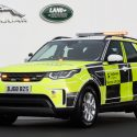 Land Rover Discoverys to patrol England's motorways