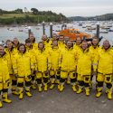 RNLI crew kit for Chief Exec's former station