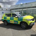 SsangYong chosen to aid vital NHS work