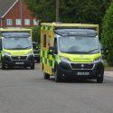 Fiat ambulance fleet rolls out in the eastern region