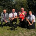 Drones shared by emergency services in Humberside