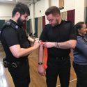 Nottinghamshire Police officers receive lifesaving medical training