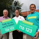 Northern Ireland FRS and Samaritans working together to protect those most at risk