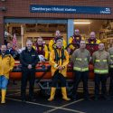 Top technology presented to RNLI and HM Coastguard teams in Cleethorpes