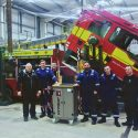 Workshop investment pays off for Gloucestershire FRS