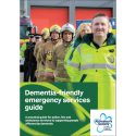 Emergency services celebrated for dementia friendly initiatives at Alzheimer's Society awards