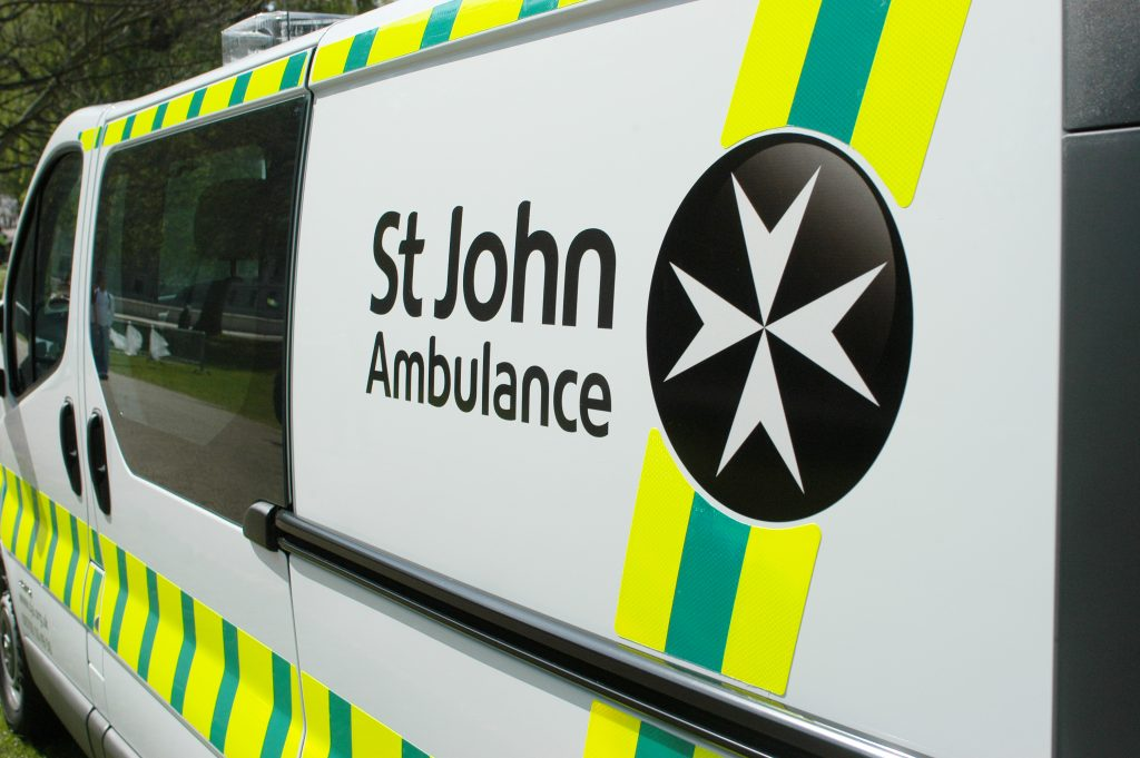 St John Ambulance joins the Independent Ambulance Association ...